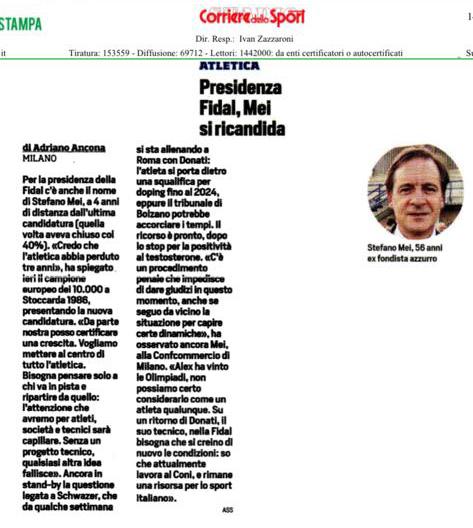 Corriere dello sport 14-11-19